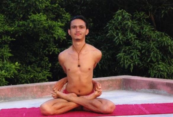 Astanga-Yoga
