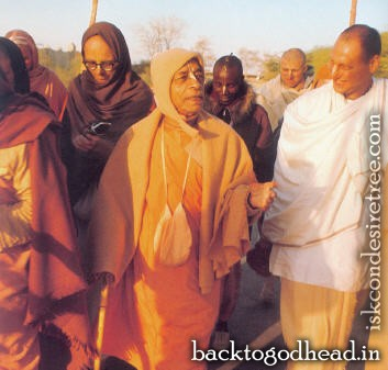 Everything Is Not one by His Divine Grace  A.C. Bhaktivedanta Swami Prabhupada