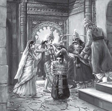 Draupadi A Reservoir of Compassion