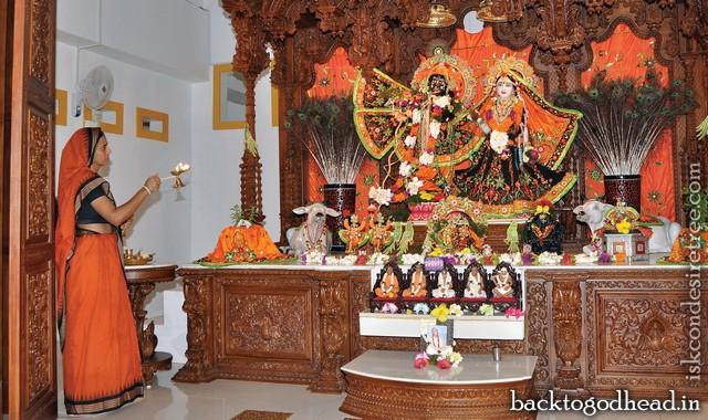 A Spiritual Beacon Over Sigatoka By Kalasamvara Dasa And