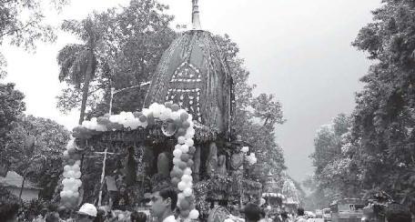 Worldwide Ratha-Yatra Celebration