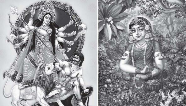 Radharani's Identity