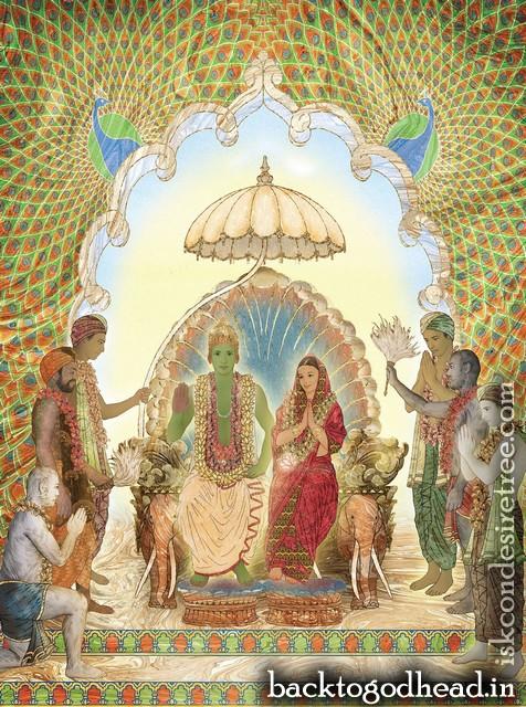 Sita Rama - Back To Godhead