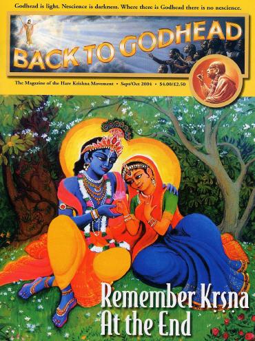 Back To Godhead Volume-38 Number-05, 2004