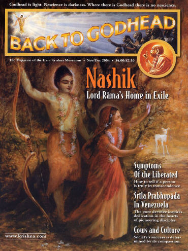 Back To Godhead Volume-38 Number-06, 2004