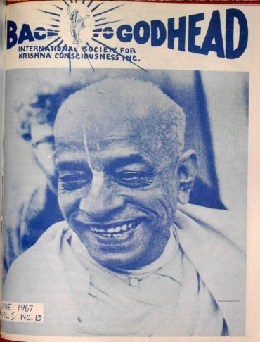 Back To Godhead Volume-01 Number-13, 1967