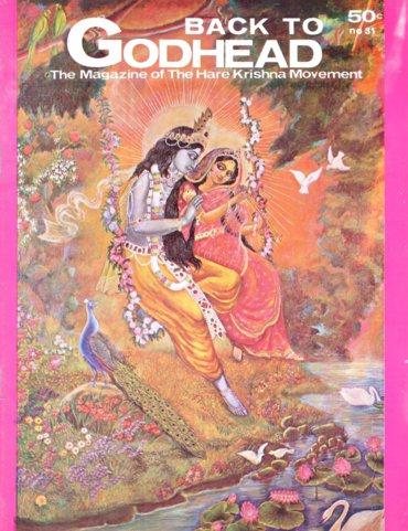Back To Godhead Volume-01 Number-31, 1969
