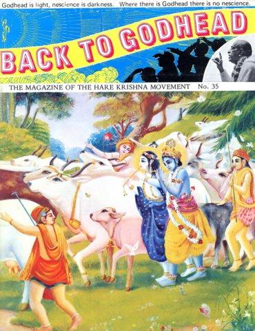 Back To Godhead Volume-01 Number-35, 1970