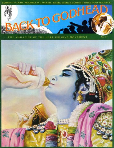 Back To Godhead Volume-01 Number-47, 1972