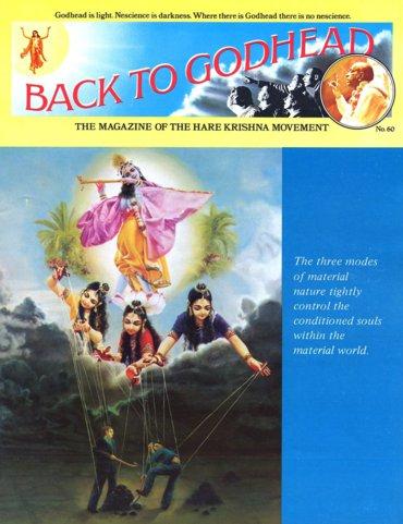 Back To Godhead Volume-01 Number-60, 1973