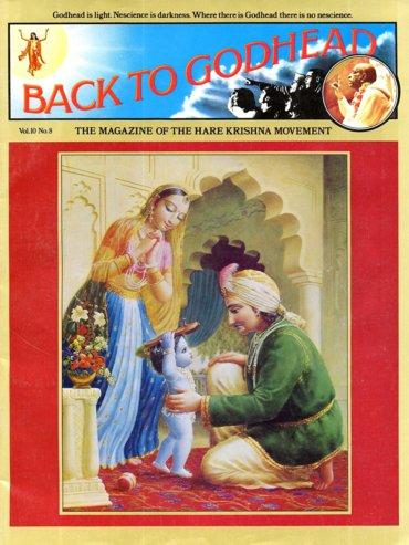 Back To Godhead Volume-10 Number-08, 1975