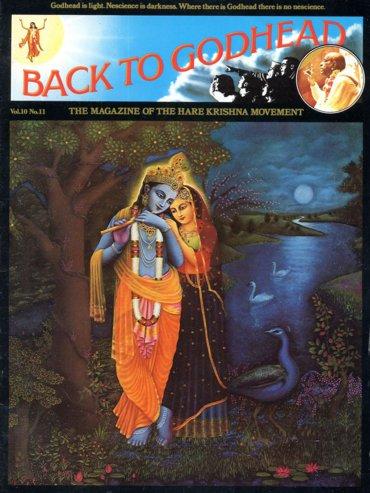 Back To Godhead Volume-10 Number-11, 1975