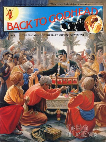 Back To Godhead Volume-12 Number-08, 1977