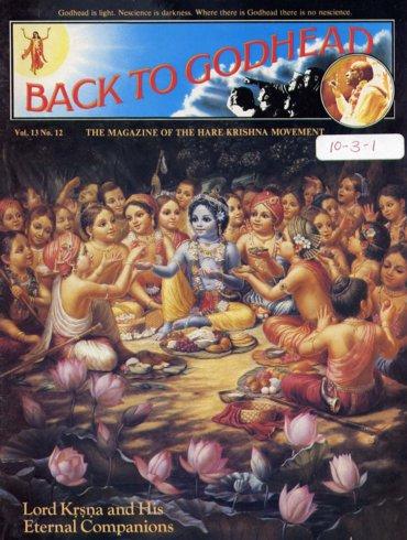 Back To Godhead Volume-13 Number-12, 1978