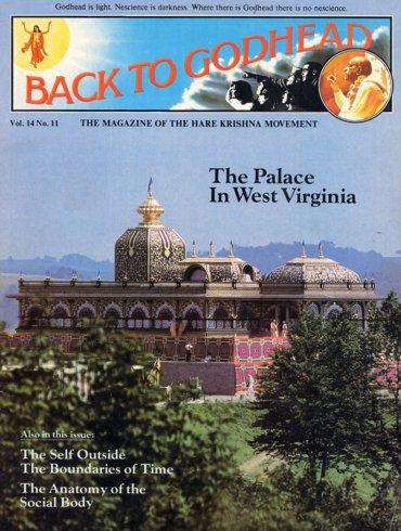Back To Godhead Volume-14 Number-11, 1979