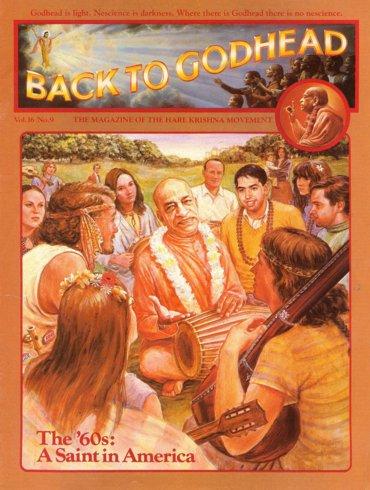 Back To Godhead Volume-16 Number-09, 1981