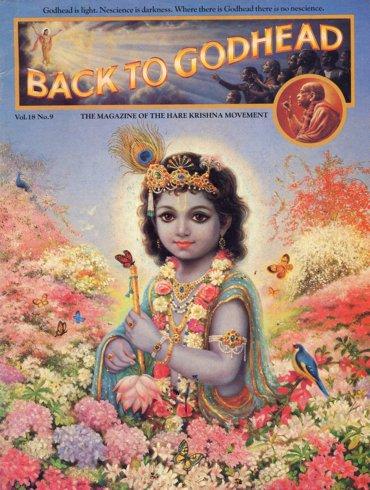 Back To Godhead Volume-18 Number-09, 1983
