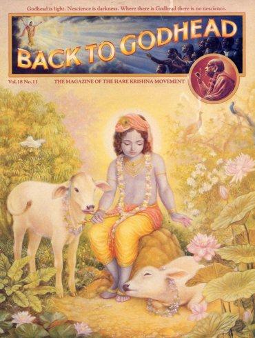 Back To Godhead Volume-18 Number-11, 1983