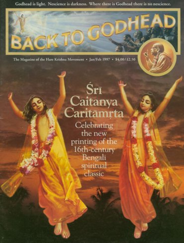 Back To Godhead Volume-31 Number-01, 1997