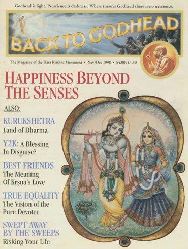 Back To Godhead Volume-32 Number-06, 1998