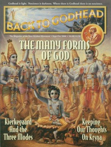 Back To Godhead Volume-34 Number-05, 2000
