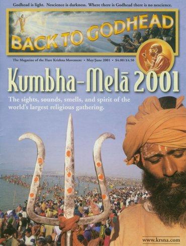 Back To Godhead Volume-35 Number-03, 2001
