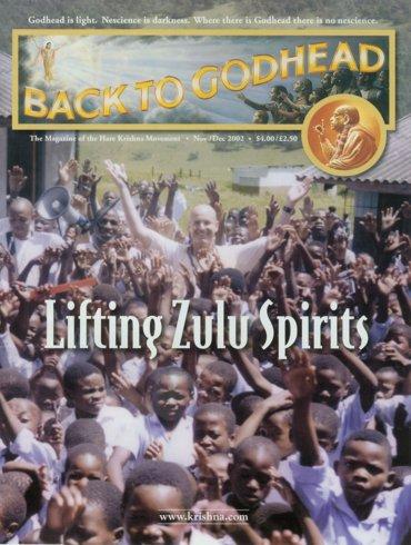 Back To Godhead Volume-36 Number-06, 2002