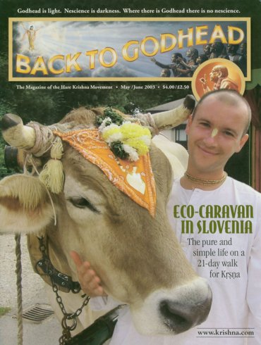 Back To Godhead Volume-37 Number-03, 2003