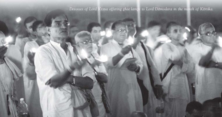 Kartika Lord Krishnas Favorite Month by Vamsi Vihari Dasa