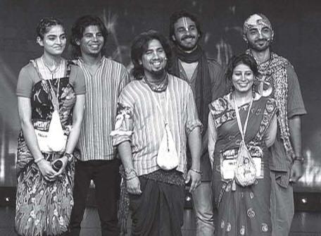 Madhavas Sankirtan Band