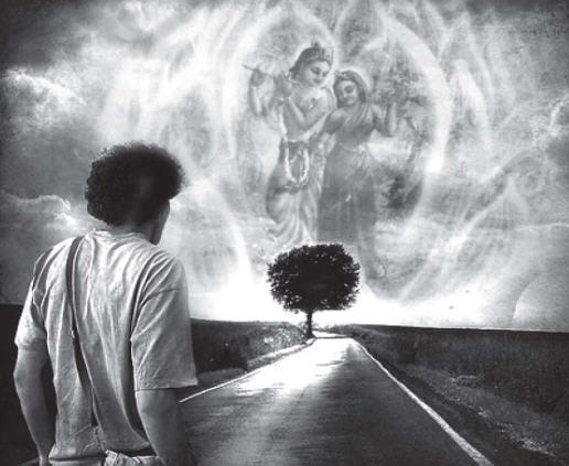 On The Way To Krishna  by Vaibhav K.Joshi