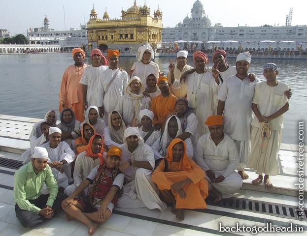 Five Days in Punjab - Back To Godhead 07