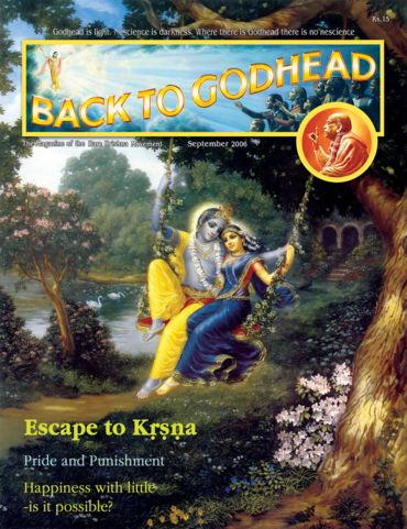 Back To Godhead Volume-03 Number-30 (Indian), 2006