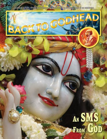 Back To Godhead Volume-04 Number-09 (Indian), 2007