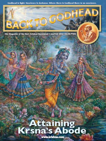 Back To Godhead Volume-46 Number-01, 2012