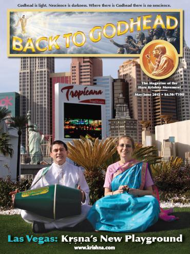 Back To Godhead Volume-46 Number-03, 2012