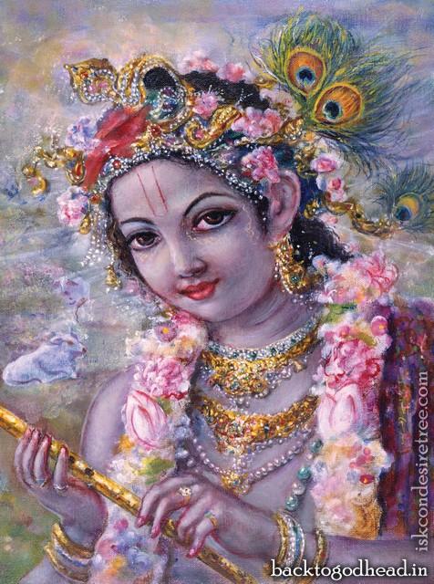 Krishna The Friendly God by Karuna Dharini Devi Dasi