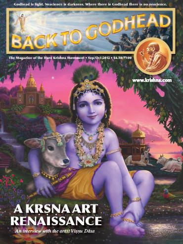 Back To Godhead Volume-46 Number-05, 2012