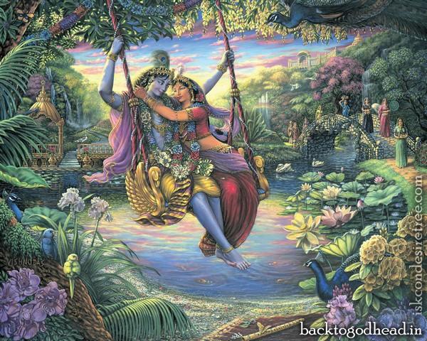 A Krishna Art Renaissance By Svahadevi Soni