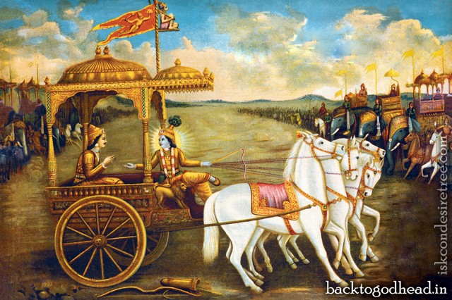 Extremist Misconceptions About the Bhagavad Gita by Caitanya Carana Dasa