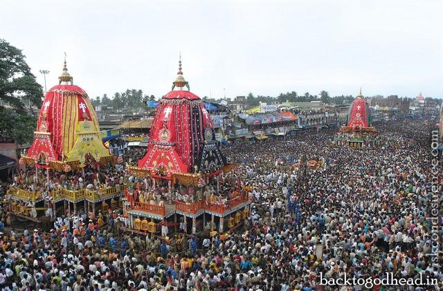 Jaganath Puri Rath Yatra - Back To Godhead