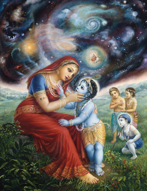 The Universal Form – Its Revelations and Implications by Satyaraja Dasa