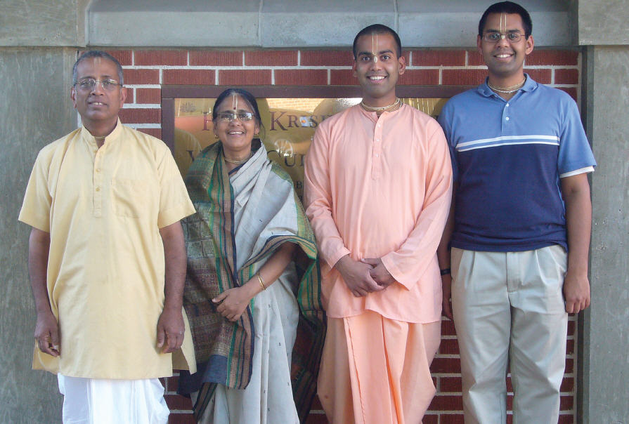 The Gupta Family