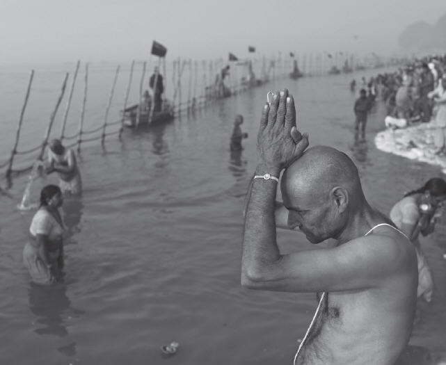 Reflections on my visit to Kumbha-Mela by Nanda Dulal Dasa