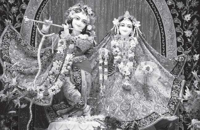 Sri Sri Radha Vrndavancandra