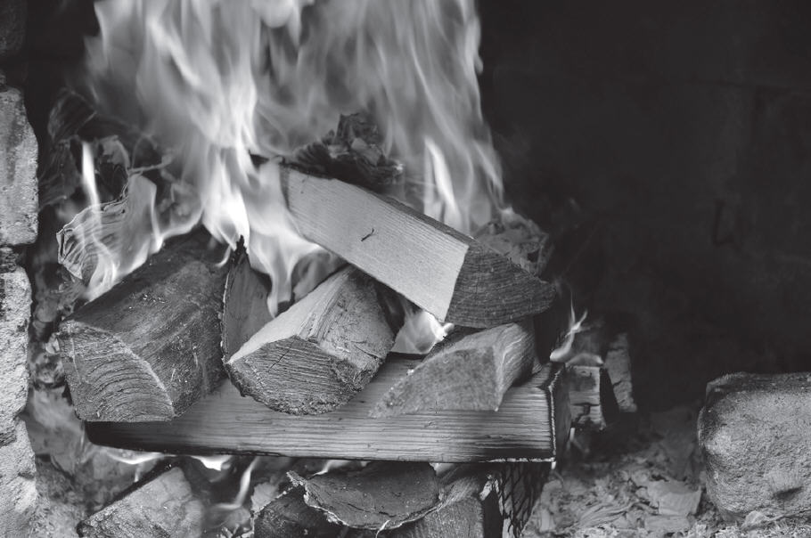 Fiery Lesson