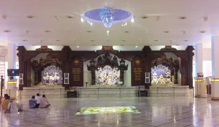 ISKCON Chennai Deity Alter