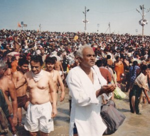 The Hare Krsna Experience at Kumbha Mela by Krsangi Radhe Devi Dasi