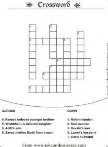 mixed crossword