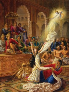 Krishna Controlled By Pure Devotees by Rasa Purusa Dasa